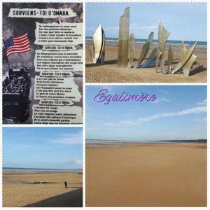 Omaha Beach - Plages du débarquement