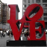 LOVE - New York City - Nana Cam Photos - Parlez-moi d'amour