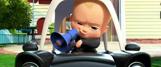 Baby boss - dreamwork animation
