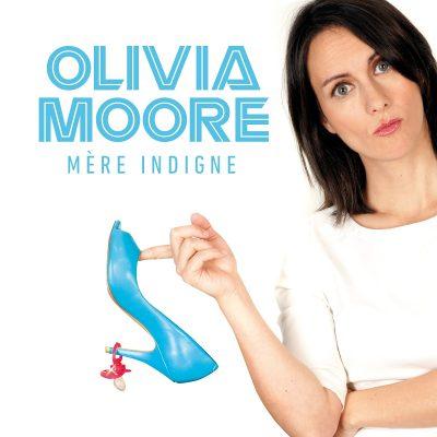 Olivia Moore - affiche mère indigne