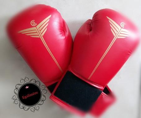 Egalimère - Gants de boxe