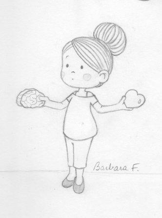 Illustration Barbara F avec son aimable autorisation pour l'article Déménagement vie pro-vie perso