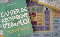 Cahier de recherche emploi - Malika Maucourt