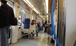 Athènes tramway
