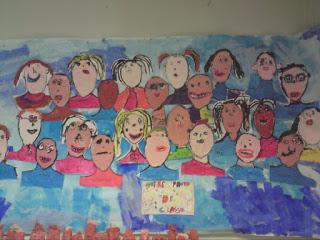 Portraits - école maternelle