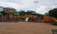 Athènes parc Flivos