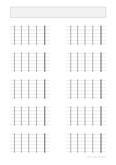 Left Handed Guitar Fretboard Diagram, Left, Free Engine