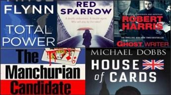 Best Political Thriller books