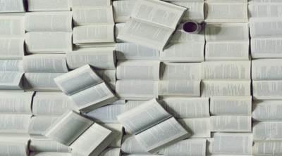 Political Thriller Books Symbolic Image
