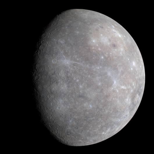 বুধগ্রহ বা Mercury