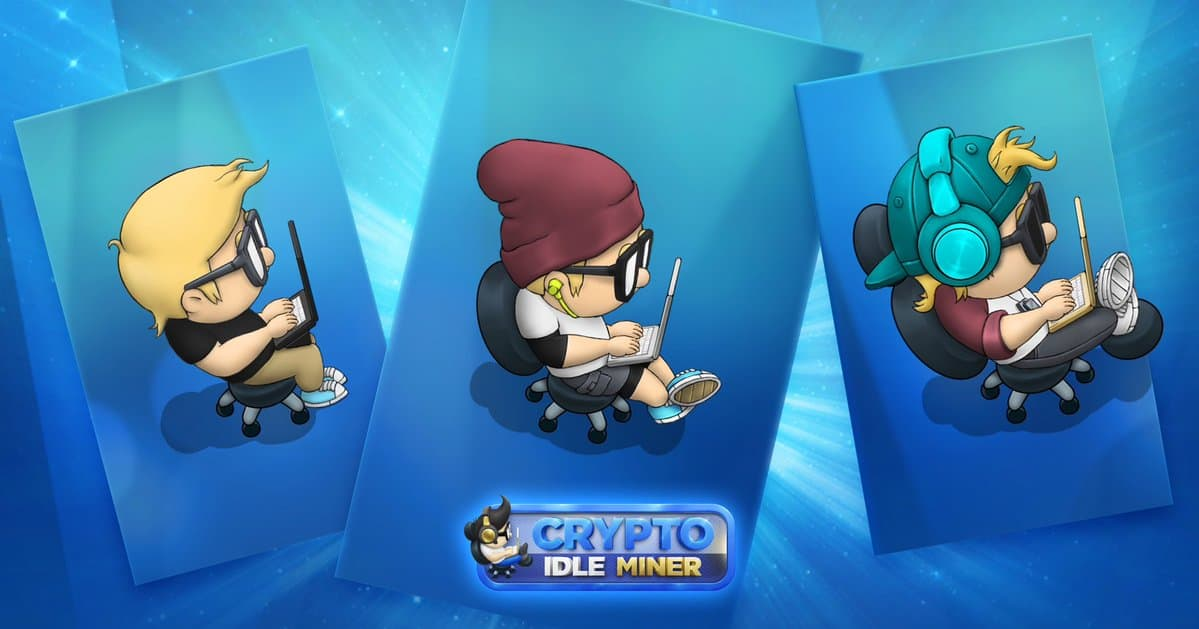 Crypto Idle Miner: Hora Token Released & New Content