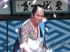 遠山の金さん俳優、杉良太郎