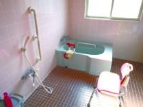グループホーム杉矢崎浴室