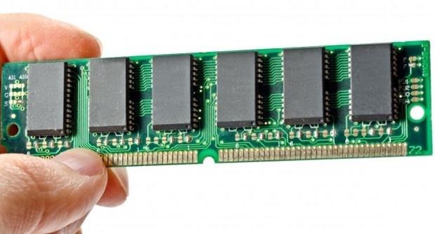 contoh Static RAM