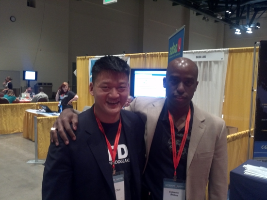 Egberto Willies And Daniel Choi
