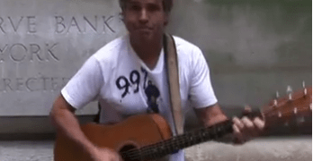 The OCCUPY WALL STREET Rag by David Ippolito – That Guitar Man from Central Park