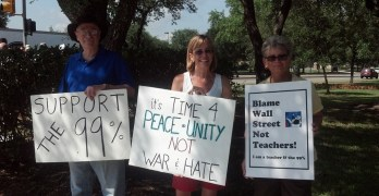 Occupy Kingwood – A Sustainable Form Of The Occupy Movement (2012-06-02)