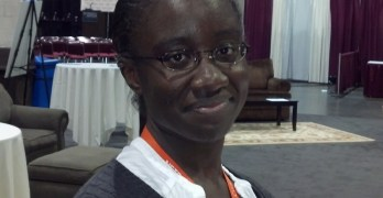 My Interview by Freelance Journalist Talia Whyte at Netroots Nation 2012