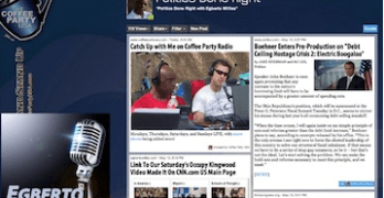 Coffee Party Radio: Obamacare rebate, Medicare for all, Tax Returns Sat 12–2PM Central