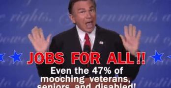 MUST SEE FUNNY: Mitt Romney, The Joe Isuzu of Politicians (VIDEO)