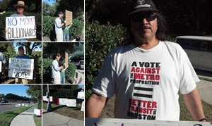 Occupy Kingwood – A Sustainable Form Of The Occupy Movement (2012-11-03)