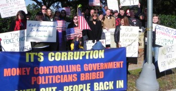 Occupy Kingwood – Sustainable Form Of The Occupy Movement Ends After 52 Weeks (VIDEO)