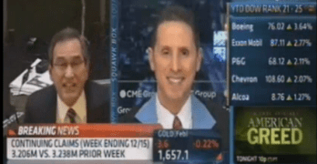 Rick Santelli Goes Nuts Over Fiscal Cliff on CNBC–All Bluster No Intellect (VIDEO)