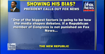 Did President Obama Launch War On Fox News? Yes and they took the bait. (VIDEO)