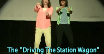 Michelle Obama: All American, Down to Earth, & Cool–See Her Bust Some Dance Moves (VIDEO)