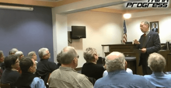 Republican Senator: Native American Jury Will Not Try White People Fairly. Racist? (VIDEO)