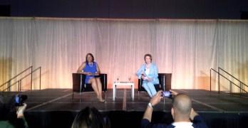 Live Blogging Nancy Pelosi