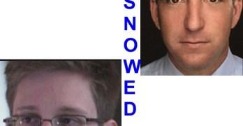 Edward Snowden Glen Greenwald