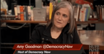 Guested On HuffPost w/Amy Goodman Talking Surveillance, Security & Privacy (VIDEO)
