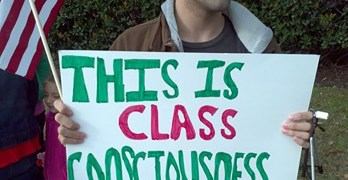 Middle-Class Must Assert Its Worth To Assure Their Share Of America's Wealth