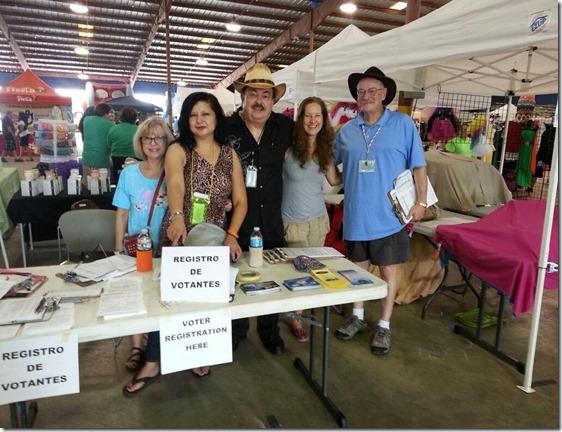 KAD BGTX Tejano Music Festival Kingwood Area Democrats