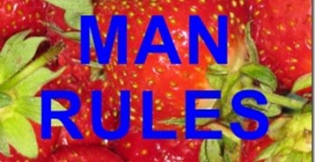 Today's Funny: MAN RULES
