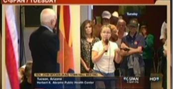 'Taker' Confronts John McCain