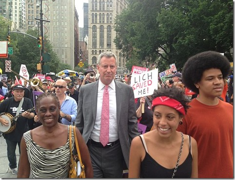New York Mayoral Race