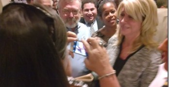 Battleground Texas Activists with Wendy Davis
