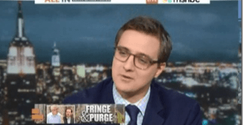 Gang Of Cons Chris Hayes