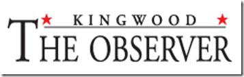 Kingwood Observer Logo