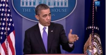 President Obama News Conference –  Last Of The Year (VIDEO)