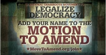 Legalize Democracy, Move To Amend Documentary Premier On Free Speech TV(VIDEO)