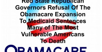 Red State Governors Sentence 5 Million Americans To Potential Death