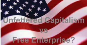 Unfettered Capitalism