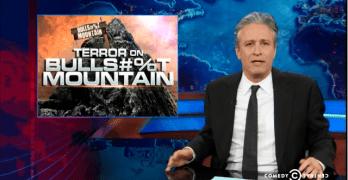Jon Stewart CBO Report family values capitalism