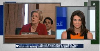 Krystal Ball Elizabeth Warren Hillary Clinton