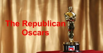 Nominees for the Republican Oscar Awards are in (Just For Fun)