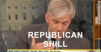 David Gregory Republican Shill
