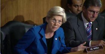 Elizabeth Warren, Student Loan
